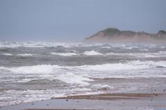 P.E.I. National Park (martinstelbrink) Tags: princeedwardisland pei canada kanada beach strand peinationalpark princeedwardislandnationalpark waves wellen brandung surf dünen dunes sand sony alpha77ii sigma120400mmf4556 sigma tele