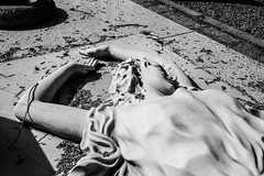 Untitled (.anotherday.) Tags: cemetery cimitero blackandwhite biancoenero turin torino italy italia canon canon7d