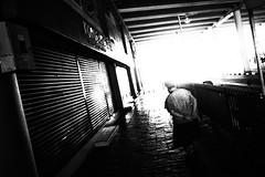R0023243 (kenny_nhl) Tags: ricoh road grd grdiv grd4 provoke street streetphotography shadow snap shot scene surreal visual 28mm monochrome malaysia photo people photography explore explored black blackwhite bw blackandwhite dark life city old