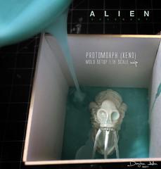 XENOCOV26 (sith_fire30) Tags: alien aliens covenant nostromo sulcaco venomorph protomorph neomorph hrgiger giger ridley scott sculpture miniature aves avesstudio fixit sculpt sithfire30 dayton allen