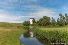 Vuurtoren Workum (Chantal van Breugel) Tags: landschap vuurtoren workum friesland zomer juli 2017 canon5dmark111 canon1635