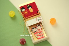 Japanese Miniatures Matchbox,Matchbox,Gift box,matchbox card,cheer up box,Valentine's Gift,Funny Love Card,Gift for her/him,Girlfriend gift (charles fukuyama) Tags: japan style japanstyle japanesedoll paper holidaycard unique giftideas custom handmadecard christmascard christmasgift birthdaygift greetingcards longdistancegift 手作り faitmain matchboxmessage personalizedgift traditional