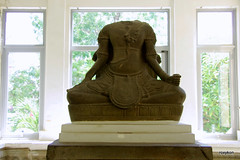 Vietnam-Danang:At the Museum of Cham Sculpture I. (roxykon) Tags: vietnam indochina seasia danang pentaxk5 tamron18250mm