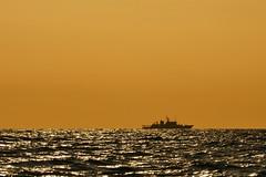 Schiff Ahoi (lebastian) Tags: panasonic lumix dmcfz1000 sunset ostsee sonnenuntergang nofilter outofkamera light licht