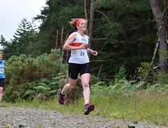 Gillian Smith - Fife AC (Johnamill) Tags: touroffife strathmiglo falkland lomond trail race johnamill