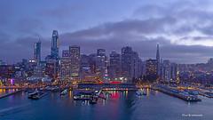 San Francisco (davidyuweb) Tags: san francisco sanfrancisco sfist skyline beacon transamerica