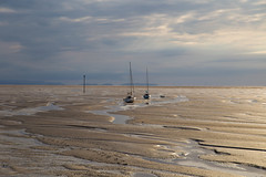 Three Little Boats (cathbooton) Tags: boats wirral evening summer canon ef24105mm peaceful july canoneos canon6d canonusers canonphotography 1025fav