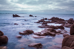 IOS-16 (JamesHeadPhotography) Tags: long exposure scilly rocks water nd filter waves