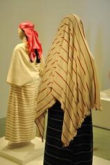 Zapotec Trajes Clothing Oaxaca Mexico (Teyacapan) Tags: sanpedroquiatoni zapotec textiles mexican oaxaca museum rebozos