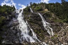 Nardis Waterfalls. (Separate Sky) Tags: nature waterfalls italy nardis cascate dolomiti dolomites parcoadamellobrenta landscape mountains