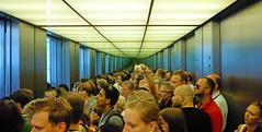 Giant Elevator (gerard eder) Tags: architecture architektur arquitectura world travel reise viajes europa europe deutschland germany alemania berlin elevator lift aufzug ascensor elevador