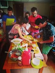 Día 9 . Tinglao Master Chef