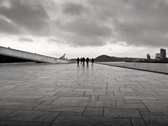 Marble field (Bonsailara1) Tags: bonsailara1 operahouse oslo noruega norway marble floor piso marmol perspectiva perspective