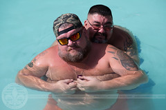 FU4A2090 (Lone Star Bears) Tags: bear austin texas gay chubby big men party pool chunky dunk