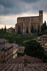 DSC_0018.jpg (saladino85) Tags: tour tuscana buildings tuscany scenery sunset travel arches piazza sienna italy clocktower hills landscape holiday fort