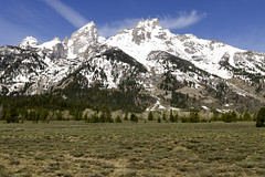 Cathedral Group (rschnaible) Tags: grand teton national park us usa west western landscape tour tourist touring sightseeing mountains outdoor cathedral group