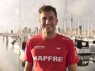 Blair Tuke joins MAPFRE