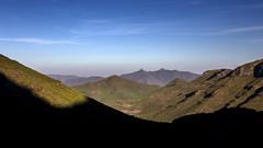 Maseru Mountains (Hans van der Boom) Tags: holiday vacation southafrica zuidafrika sawadee mountains maseru lesotho shadow lso