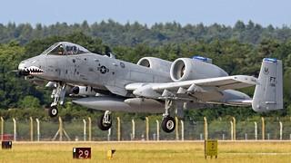 78-0616/FT A-10C THUNDERBOLT  74FS  USAF