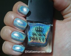 H006 - Fly in the sky (Born Pretty) (katiaemanias) Tags: bornpretty holográfico holografic esmalte esmaltes katiaemanias nailpolish nails nail unhas unha