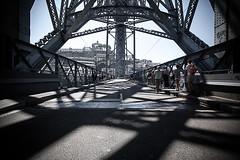 [Porto bridge] (ez90) Tags: 5dmark2 portugal porto bridge shadows