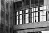 Modern Man (Brinkervelt.) Tags: man person glass bridge downtown urban city bw blackandwhite blackwhite cmwdblackandwhite silhouette noiretblanc seebw