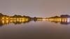 Lake in Beijing (marti_lorenzo) Tags: longexposure lights city night nightphotography streetphotography sky water beijing traveling canonefs1755mmf28isusm