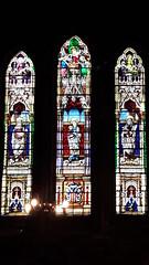 St Mary's Church transept window, Shrewsbury (Pjposullivan1) Tags: shrewsbury stmaryschurch anglican redundentchurch transept stainedglass saintmary gothicrevival