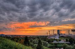 Olympic Sunset