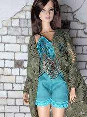 Summer Boho collection (Levitation_inc.) Tags: fashion royalty doll dolls handmade fashions outfits etsy boho barbie nuface poppy parker levitation summer costume drama giselle gigi reroot st claire
