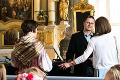 Exam (Tobias M Photography) Tags: people church exam piano grandpiano jamtland jämtland folkdräkt