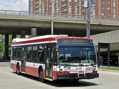 Toronto Transit Commission 8636 (YT | transport photography) Tags: ttc toronto transit commission nova bus lfs