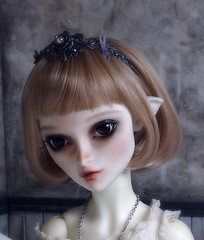 PlayerOne03 (batchix) Tags: bjd doll ball jointed arttoy toy fairy elf girl