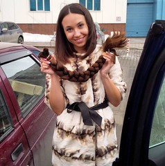 rada_cut_final (Kenty Hairfert) Tags: longhair shorthair hairdonation longtoshort thickponytail braid shave bald hairstyle makeover thickbraid shinyhair wig rapunzel russian girl