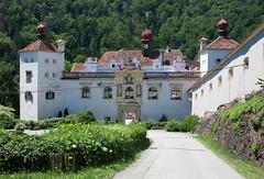 Eingang (Don Claudio, Vienna) Tags: feistritzklamm steiermark tierwelt tierpark stubenberg see gartenschloss