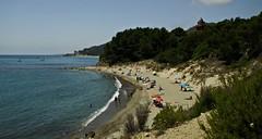 Cala d'Oques-Vandellòs i l'Hospitalet de l'Infant (portalealba) Tags: tarragona cataluña españa spain portalealba pentax pentaxk50 playa 1001nights 1001nightsmagiccity