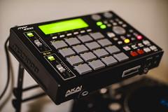 MPC1000 (someNERV) Tags: akai mpc1000 drummachine sampler music gear 16pads sony a6300 alpha minolta rokkorx 50mm f14 adapted lensturboii zhongyi apsc portrait