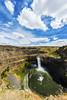 NT3.0091-WP170617_67085-Edit (LDELD) Tags: palouse kahlotus washington palousefallsstatepark sunny clouds river canyon waterfall