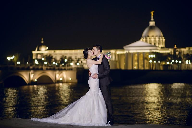 [自助婚紗] Justin&Eve|奇美博物館|七股鹽山