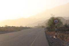 Morning light during decending the Jebel (michielpols) Tags: oman morning light jebel shams road roadtrip