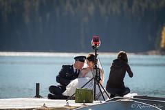 Banff Lake Cruise (robertopastor) Tags: américa canada canadianrockiesmountain canadá fuji montañasrocosas robertopastor viaje xt1 xf100400