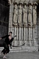 Mon Coeur Mis a Nù (MATLAKAS) Tags: freedance dance matlakas chartres sacre coeur attanasio art artist performingart