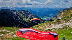 Nebelhorn 6 (Rolf Piepenbring) Tags: oberallgäu oberstdorf alpen nebelhorn gleitschirmfliegen paragliding