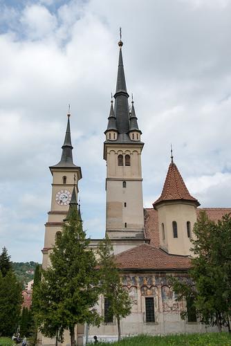 Church St. Nicolae, Brasov ©  Andrey