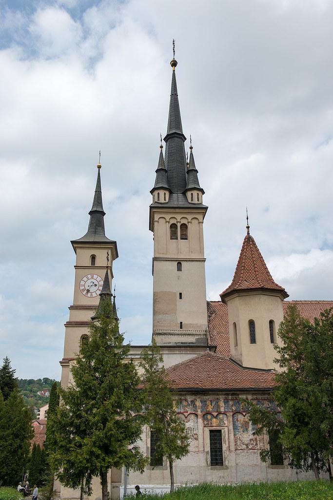 фото: Church St. Nicolae, Brasov