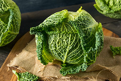 Raw Organic Savoy Cabbage Head (brent.hofacker) Tags: agriculture background cabbage cabbagehead cabbages diet dieting food fresh freshness garden green harvest head health healthy homegrown kale leaf leafy natural nature nutrition organic plant raw ripe round rustic salad savoy savoycabbage summer vegan vegetable vegetables vegetarian vegetation vitamin whole wooden