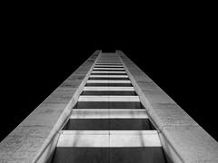 JACOB   Jákob (krisztian brego) Tags: olympus omd em1 mzuiko digital 714mm f28 pro budapest stairs sky night architecture handheld