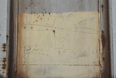 BOZO TEXINO (TheGraffitiHunters) Tags: graffiti graff street art freight train tracks benching benched moniker streak markal bozo texino ribbet
