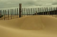 All quiet on the western front (oconnellto) Tags: sanddunes beach mayo westofireland louisburgh flickr sand canon powershot beachfence sandybeach westmayo beautifulireland