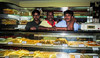 IMG_44972 (Manveer Jarosz) Tags: bharat chennai chennaiegmore hindustan hotelsaravanabhavan india indian southindia tamilnadu dessert guys men mithai night people portrait restaurant staff sweets wallah workers